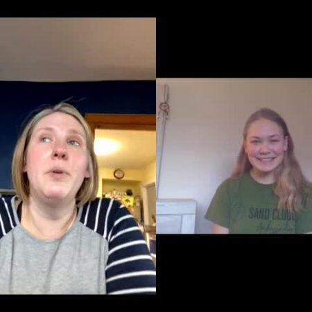 Katie Wilson and Kaylei Knight: Family & Children