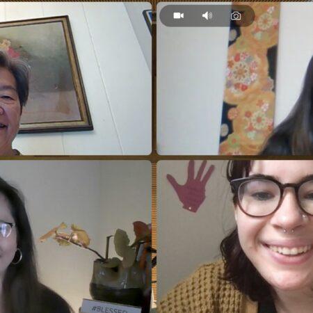 Kimberly Chang, Allison Chang, and Jocelyn Chang