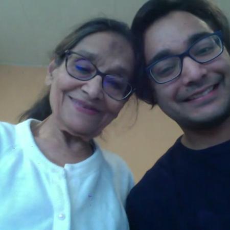 Iffat Hussain and Aarij Abbas