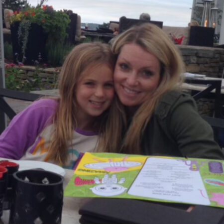 Avery Salamone interviews her Mother Shannon on her life and how it has impacted her