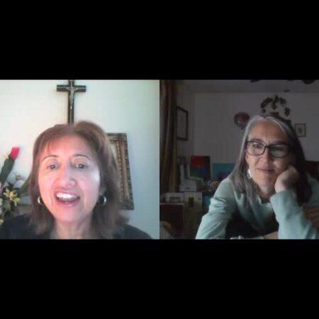 Alisa Cooper de Uribe and Mary Trinidad Uribe Tolar