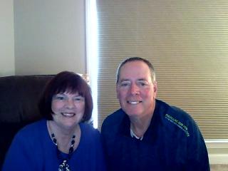 Gary Shafer and Michaela Shafer