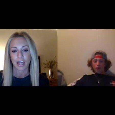 Sawyer smith interview with my mom