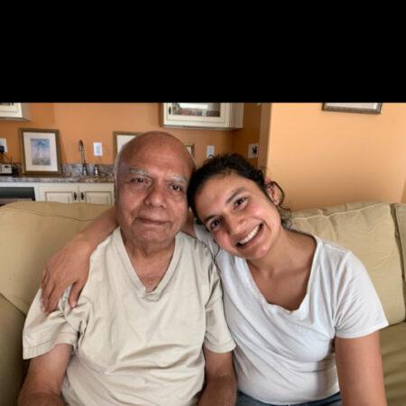 Suneel Mahajan and Rupa Robbins, May 2021