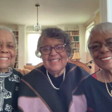 Mabel Murray, Jannette Dates, and Iantha Tucker
