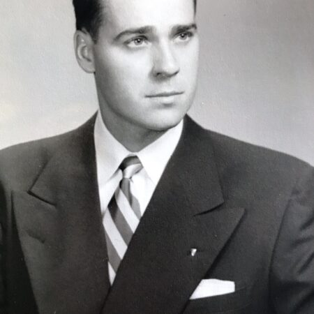 Irvin Fieber WWII Veteran