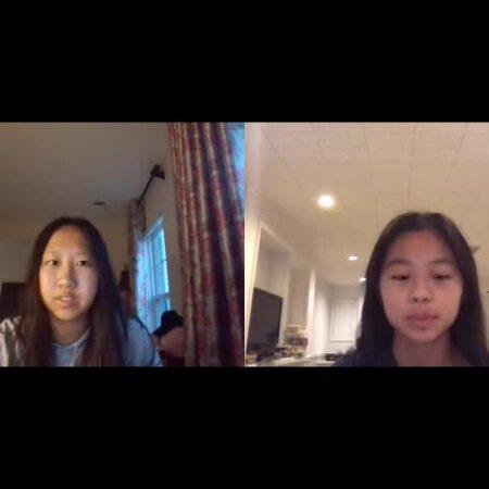 Allison Yu and Allison Cheng Interview