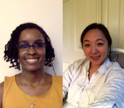 Makini Chisolm-Straker and Katherine Chon