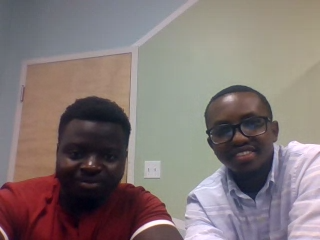 Emmanuel Eletere and Ebenezer Murengezi