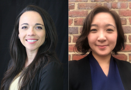 Rosie Gomez and Katherine Chon talk about working in the federal government during changes in child welfare responses to human trafficking