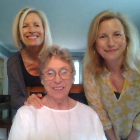 Mary Charlton, Lea Charlton, and Leslie Stigaard