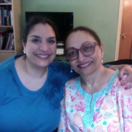 Mona Haleem and Noor Haleem
