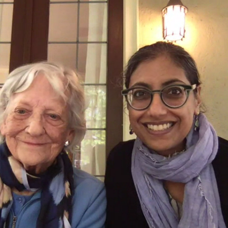 Sejal Shah and Catharine Wise