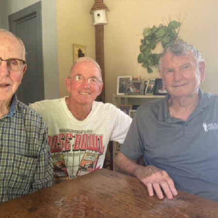 Three Rival High School Football Coaches, 120 Plus Years Of Experience, & The Beauty Of Coaching Kids