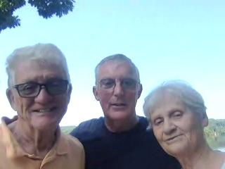 Pierce Kepple, William Ricker, and Mary Ann Ricker