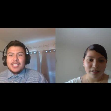 My interview with my brother Cristian