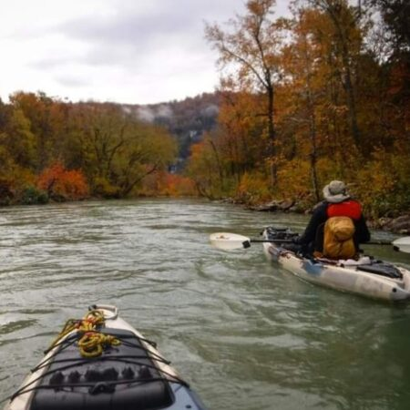 The Perfect Paddling Trip