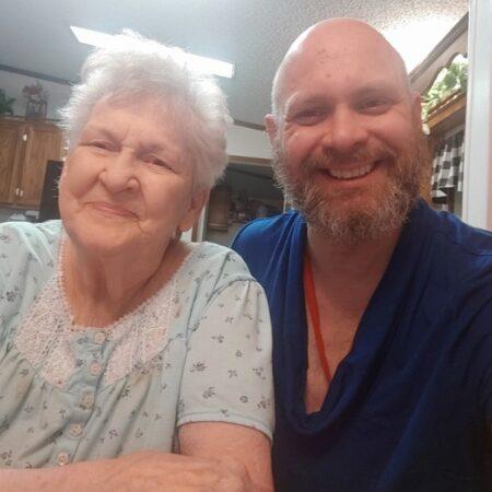 Mama byrd birthday 85 take 2