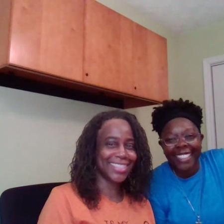 Monica Jordan and LaTonya Walker