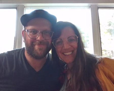 Todd Mackey and Elizabeth Buckley