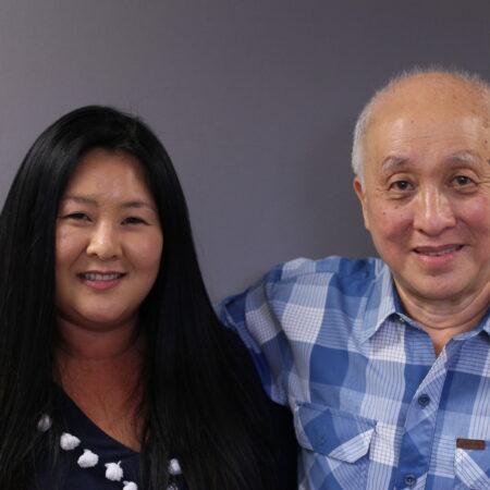 Richard Yang and Virginia Yang