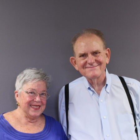 Bennett Steelman and Elizabeth Steelman
