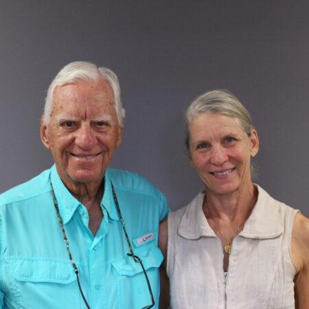 John Murchison and Frances Murchison