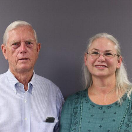 Melissa Manley and Joe Manley