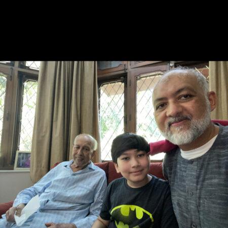 Zakariya Syed asks Akbar Jung about his early life
