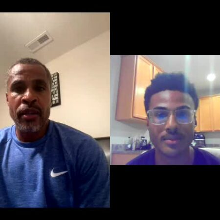 Father and Son Interpersonal Communication Interview