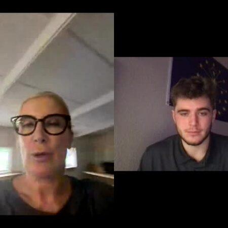 Jackson Kurth (son) & Lisa Brakebill (mom)