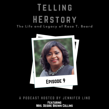 Telling HERstory Podcast Episode 9: Two Peas in a Pod
