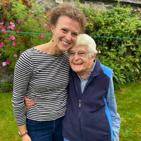 Grandma Beth on life in Cornwall