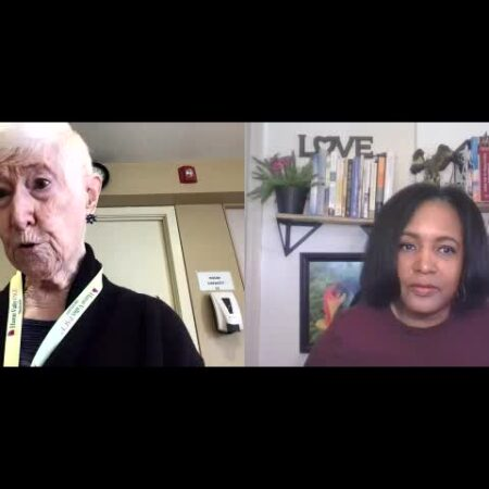 Huron Valley PACE Interviews Audrey Hibbard