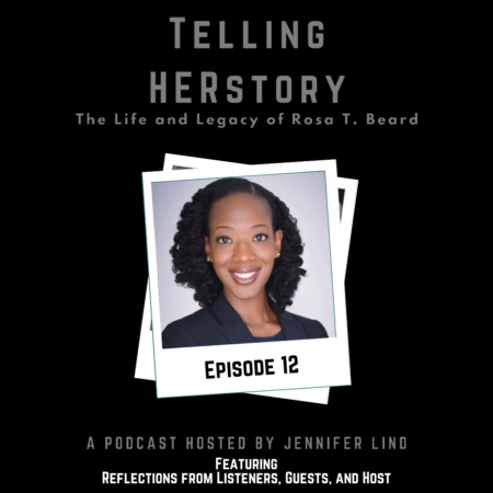 Telling HERstory Podcast Episode 12: Lessons from HERstory